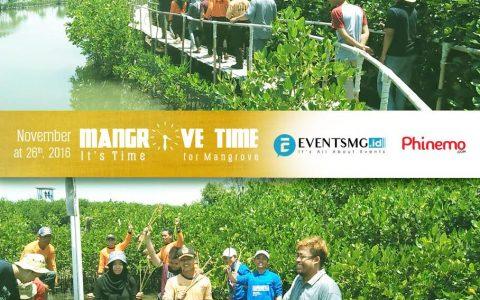 Jumpa EVENTSMG.ID dan PHINEMO.COM di MANGROVE TIME Episode #3