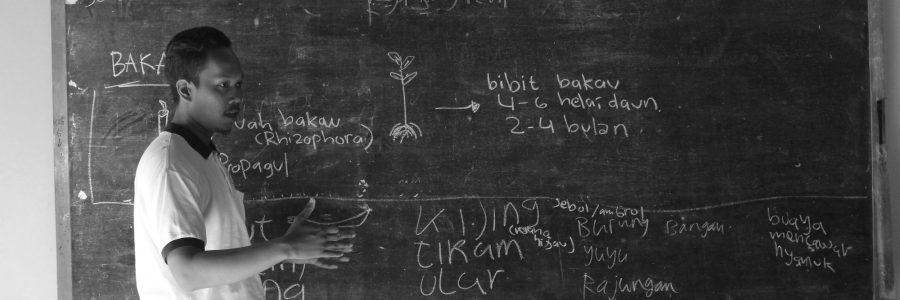 Relawan Mangrove Indonesia