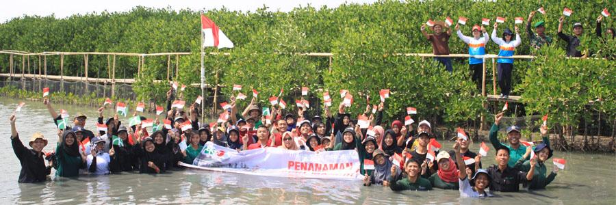IKAMaT dan Phapros Kibarkan Merah Putih di Lumpur Maroon MEP