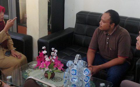 Bahas Ekowisata Mangrove, IKAMaT dan SCI Rakor di DISBUDPAR, Kalimantan Timur