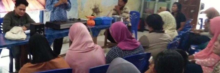 IKAMaT dan Phapros Gelar Pelatihan Pengolahan Kuliner Mangrove di Tawang Mas