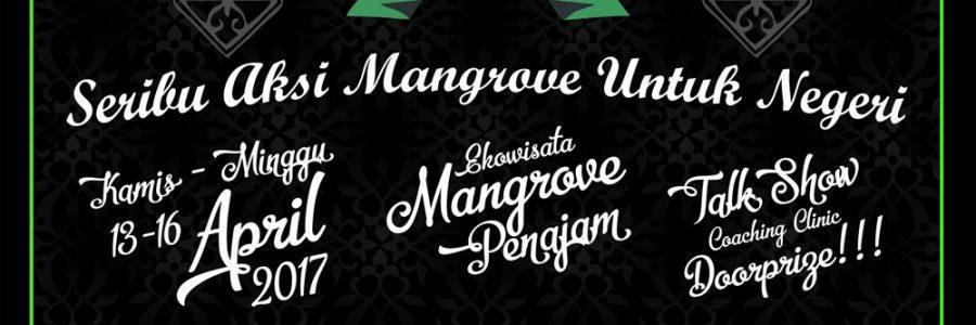 Ekowisata Mangrove Penajam Gelar Festival Mangrove