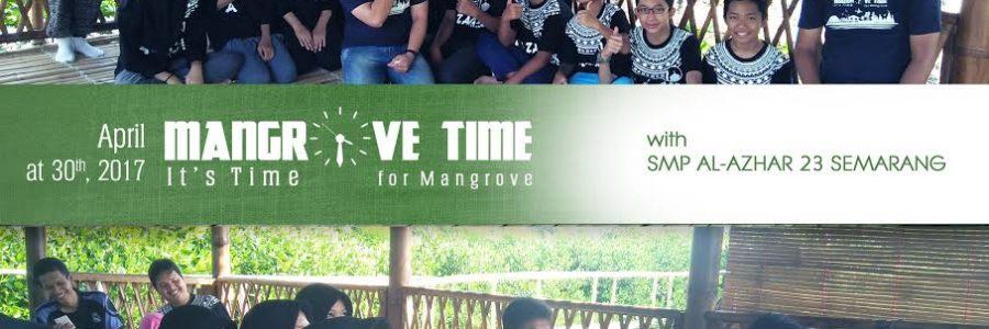 MANGROVE TIME Episode #8 Bersama Pelajar SMP Semarang