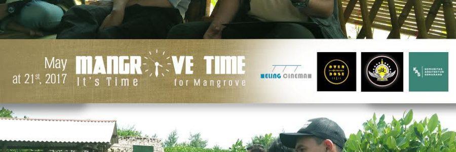 MANGROVE TIME Episode #10 Bersama Pelaku Seni Kreatif Semarang.