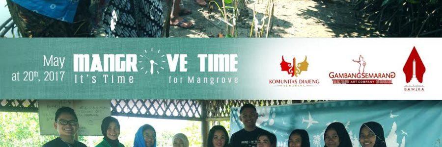 MANGROVE TIME Episode #9 Bersama Seniman Budaya Semarang