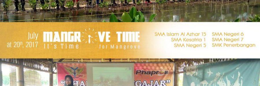MANGROVE TIME Episode #11: Bersama Pelajar SMA Semarang