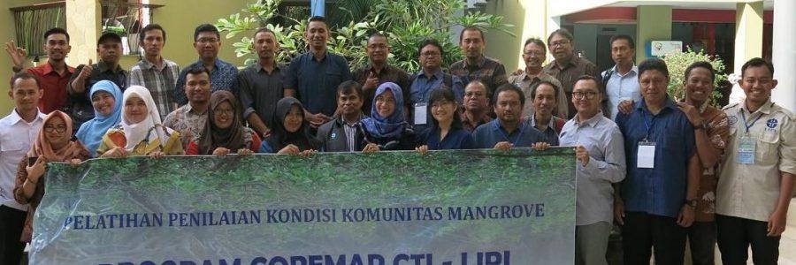IKAMaT Ikuti Pelatihan Mangrove COREMAP-CTI LIPI di Bali