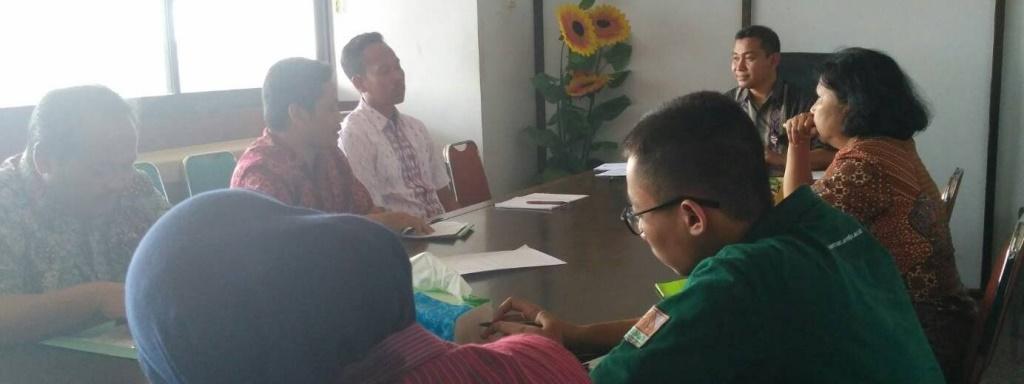 IKAMaT Hadiri Rapat Koordinasi Strategi Pengelolaan Ekosistem Mangrove