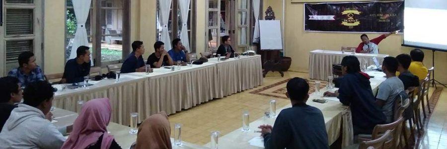 Rapat Akhir Tahun 2017, IKAMaT Tetapkan Dua Direksi Baru