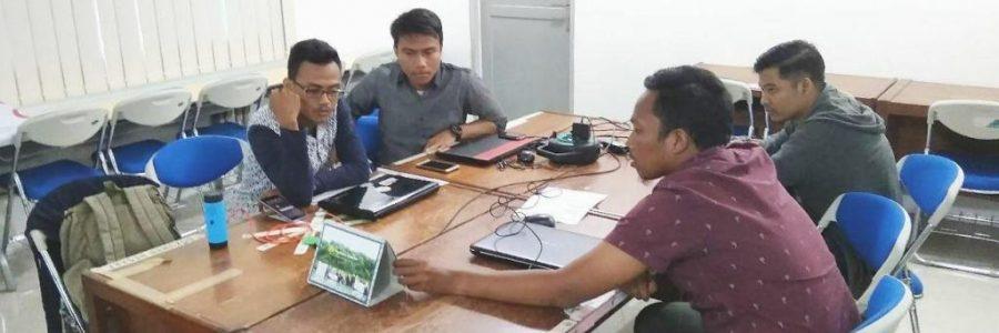 Kembangkan Aplikasi Identifikasi Mangrove, IKAMaT Gandeng Start Up Corner UNDIP