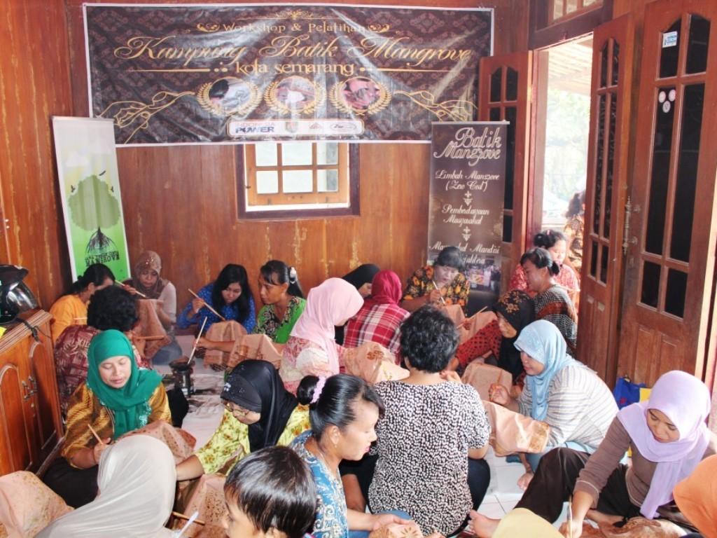 Kolaborasi Pendampingan Pendirian Mitra Binaan