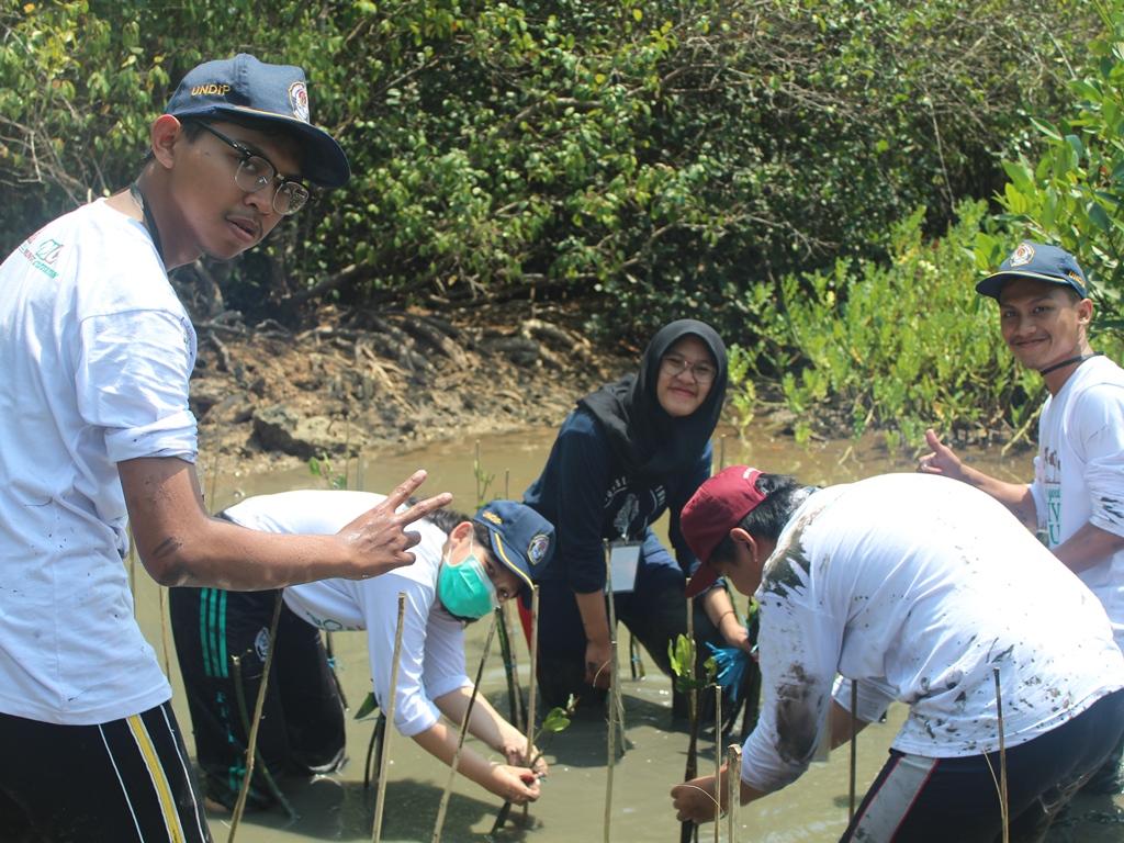Trip Pelajar dan Mahasiswa di MECok Ecopark, Jepara